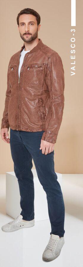 Куртка мужская VALESCO brown