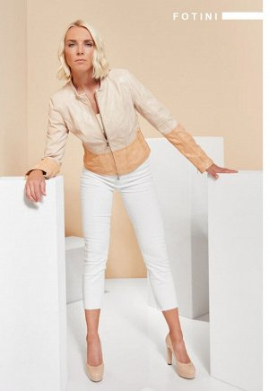 Куртка FOTINI pearled ivory/ cream blush