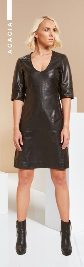 Платье ACACIA black
