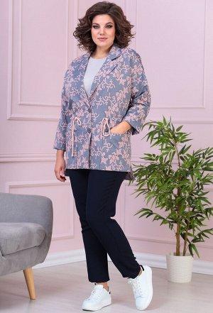 Куртка Anastasia Mak 630 розовый