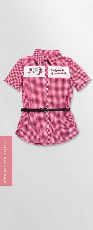 GWMTX474 блузка для девочек