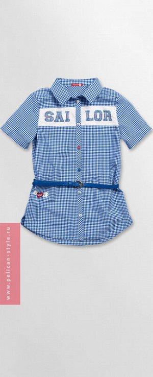 GWMTX476 блузка для девочек