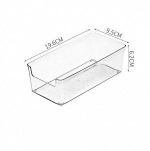 Ящик для хранения косметики и мелочей, цвет прозрачный