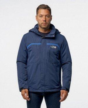 Куртка ЧЕРНЫЙ СИНИЙ КРАСНЫЙ СВЕТЛО-СИНИЙ ГРАФИТОВЫЙ Мужская куртка выполнена в спортивном стиле, имеет два боковых кармана на молниях, нагрудный карман на молнии - удобный для телефона и мелких предме