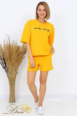 Костюм «Николь» шорты манго