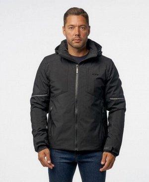 Куртка ЧЕРНЫЙ КРАСНЫЙ ТЕМНО-СИНИЙ ЗЕЛЕНЫЙ ЖЕЛТЫЙ ТЕМНО-ЗЕЛЕНЫЙ Стильная мужская куртка, два наружных боковых кармана на молниях, нагрудный карман на молнии - удобный для телефона и мелких предметов, д