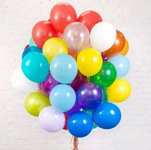 Набор воздушных шариков -500шт