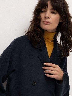 Пальто прямого кроя R080/calefy