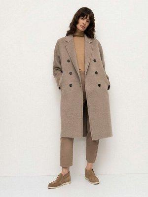 Пальто прямого кроя R080/actual