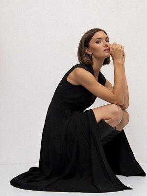 Платье приталенного кроя PL1190/decant