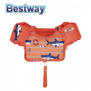 Детский жилет для плавания Bestway / 18-30 кг