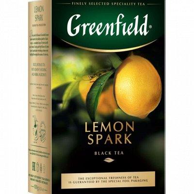 Чай рассыпной • Greenfield • Tess • TEATONE • Скидки — Greenfield Листовой (черный/зеленый)