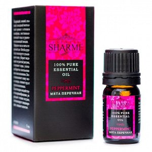 Эфирное масло Sharme Essential Мята перечная, 5 мл Greenway®.