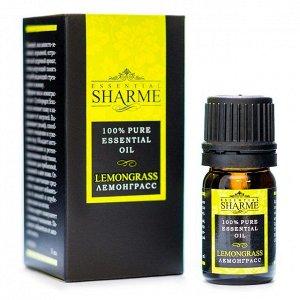 Эфирное масло Sharme Essential Лемонграсс, 5 мл Greenway®.