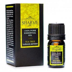 Эфирное масло Sharme Essential Чайное дерево, 5 мл Greenway®.