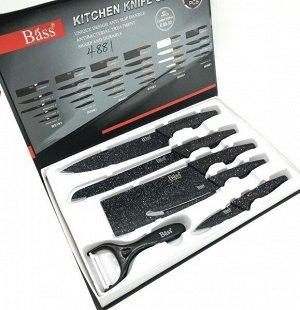 Набор ножей BASS 6 предметов