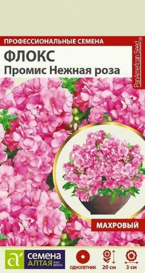 Флокс Промис Нежная роза махровый/Сем Алт/цп 5 шт.