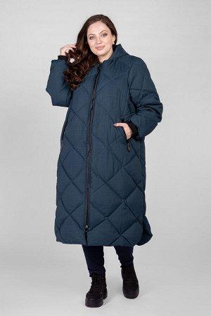Пальто PL25233GRN45