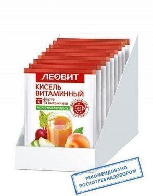 """Кисель """"Витаминный форте"""", 20 г, пакет"""