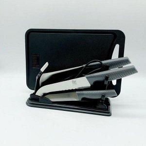Набор ножей 7 предметов с разделочной доской