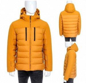 Мужская зимняя спортивная куртка с капюшоном