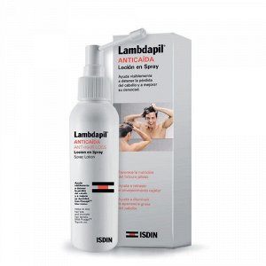 Лосьон - спрей против выпадения волос 125 мл (ISDIN, Anti hair loss)