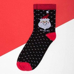 """Носки женские KAFTAN """"Santa"""" р. 36-39 (23-25 см) 5189267"""