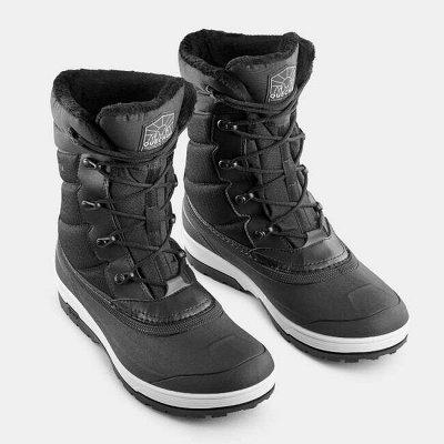 ✔ Decathlon — Обувь, в которую вы влюбитесь — Мужская. Мембранная, водонепроницаемая обувь