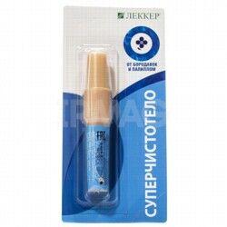 Карандаш-маркер для обработки кожи Суперчистотело