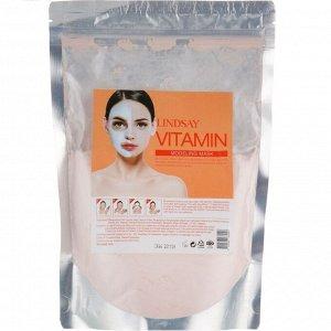 Альгинатная маска для лица с витамином С Lindsay Modeling Mask Vitamin, 240g