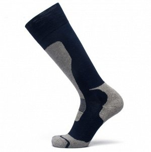 Термо-носки унисекс, цвет серый/темно-синий