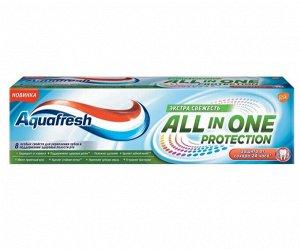 Зубная паста Aquafresh All-in-One Protection  Экстра Свежесть 75 мл