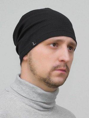 Шапка мужская Карл (Цвет черный)