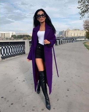 Пальто Ткань кашемир