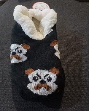 Носки женские укороченные с мехом
