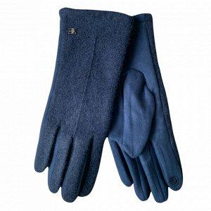 Женские перчатки одинарные