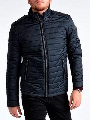 Демисезонная мужская легкая стеганая куртка