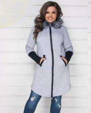 Пальто 🌱 Ткань флис