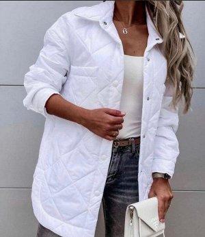 Куртка Модная куртка Ткан плащовка  Утеплитель силикон