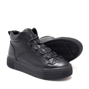 Ботинки женские 65251 Б.черный