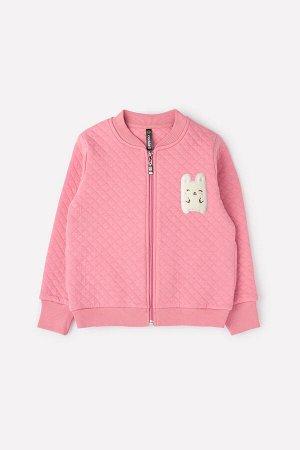 Куртка для девочки Crockid КР 301469 королевский розовый к303