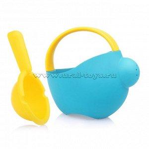 Игрушка для ванны. Набор №3 (лейка большая,ковш)