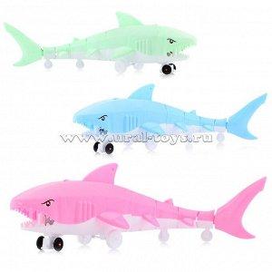 Акула на батарейках, в пакете