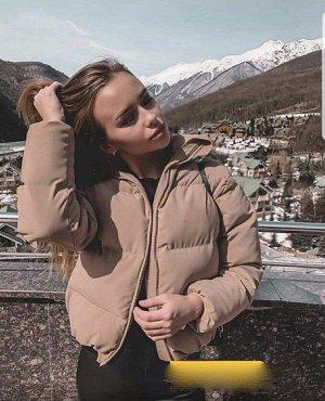 Куртка Куртки осение фабрика  💥Наполнитель-холофайбер.  💥Размер 42-44-46-48-50