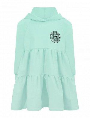 Платье для девочки KETMIN PRINCESS цв.Мятный