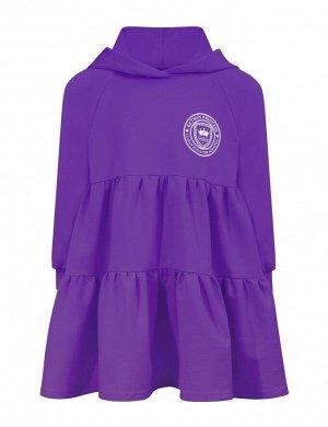 Платье для девочки KETMIN PRINCESS цв.Фиолетовый