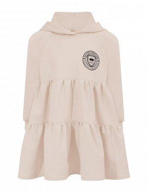 Платье для девочки KETMIN PRINCESS цв.Кремовый