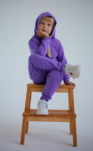 """Костюм """"Милко"""", ярко фиолетовый"""