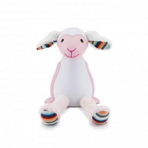 Ночник овечка ZAZU. Фин (Fin). Розовый.