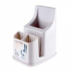 Сушилка для столовых приборов, универсальная, пластик